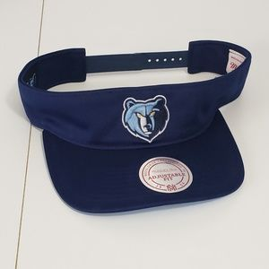 competitive price 09f6d eb624 Mitchell   Ness Accessories - MEMPHIS GRIZZLIES NBA Basketball Visor Hat  Bear